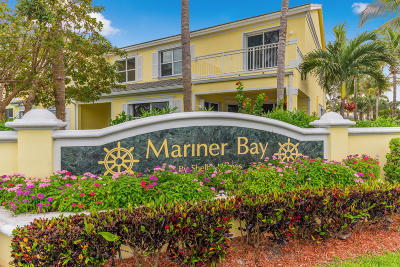 Townhouse For Sale: 505 Mariner Bay Boulevard