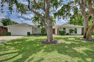 Lantana Single Family Home For Sale: 1388 Lands End Road
