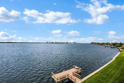 North Palm Beach Condo Contingent: 60 Yacht Club Drive #407