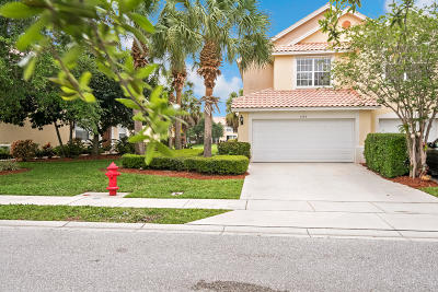 Greenacres Townhouse For Sale: 1171 Pinewood Lake Court