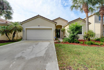 Royal Palm Beach Single Family Home For Sale: 104 Cayo Costa Court