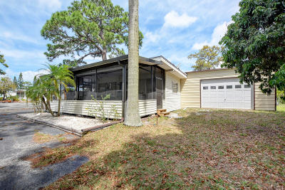 Boynton Beach Single Family Home Contingent: 4059 88th Court S