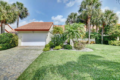 Boynton Beach Single Family Home For Sale: 3 Windsor Lane