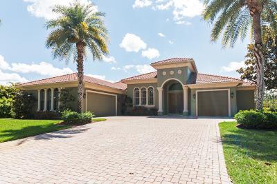 Palm City Single Family Home Contingent: 963 SW Keats Avenue