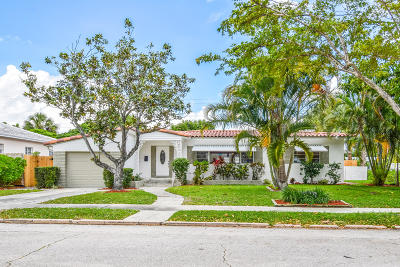 West Palm Beach Single Family Home Contingent: 301 34th Street