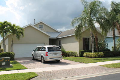 Port Saint Lucie FL Single Family Home For Sale: $315,000