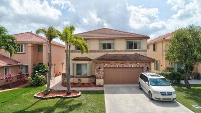 Boca Raton Single Family Home For Sale: 10428 Sunstream Lane