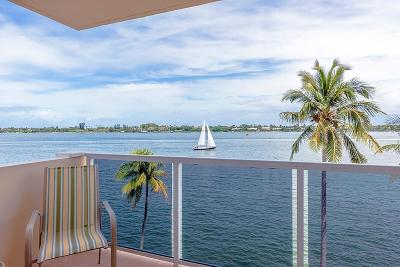 West Palm Beach Condo For Sale: 2800 Flagler Drive #506