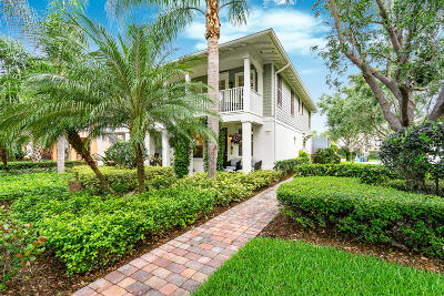 Jupiter Townhouse Contingent: 137 Caravelle Drive