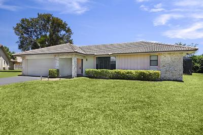 Margate Single Family Home For Sale: 7901 NW 19th Place