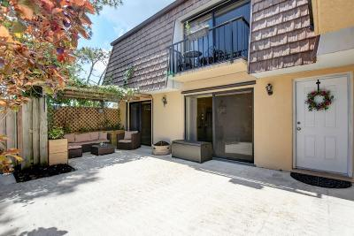 Greenacres Townhouse For Sale: 1626 16th Lane