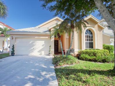 Lake Worth, Lakeworth Single Family Home For Sale: 7370 Ashley Shores Circle