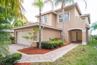 Boynton Beach Single Family Home For Sale: 8932 Briarwood Meadow Lane