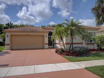 Lake Worth Single Family Home For Sale: 3936 Summer Chase Court