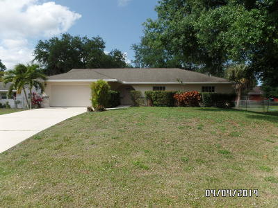 Single Family Home For Sale: 7704 Fort Walton Avenue