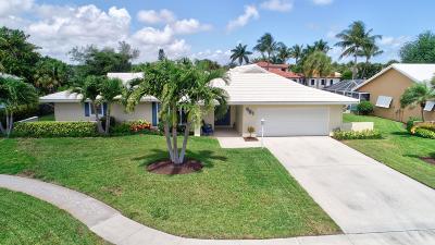 Boynton Beach Single Family Home Contingent: 901 SW 35th Avenue