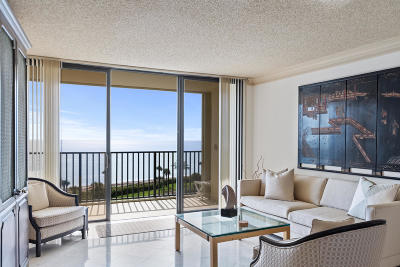Jupiter Condo For Sale: 400 Ocean Trail Way #708