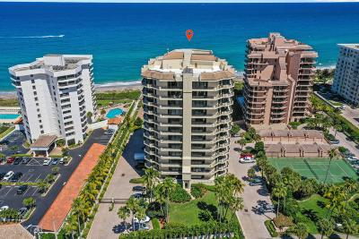 Juno Beach Condo For Sale: 570 Ocean Drive #502