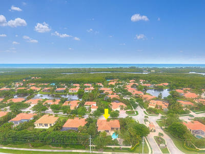 Hobe Sound Single Family Home For Sale: 9942 SE Osprey Pointe Drive
