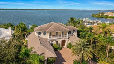 Vero Beach Single Family Home For Sale: 109 Sandpointe Drive