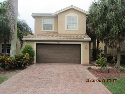 Boynton Beach Single Family Home For Sale: 7581 Topiary Avenue