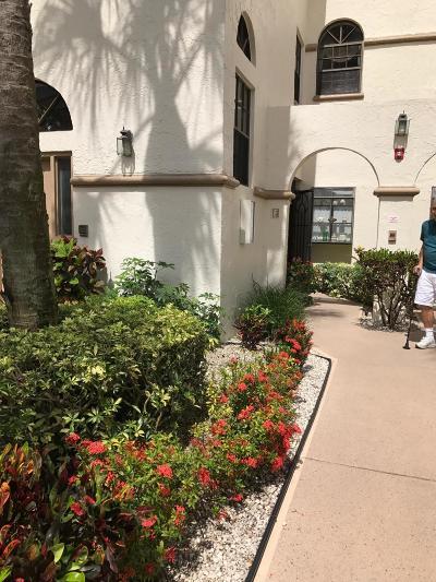 Boynton Beach Rental For Rent: 5253 Brisata Circle #F