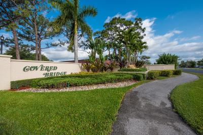 Lake Worth Condo For Sale: 868 Worcester Lane #A