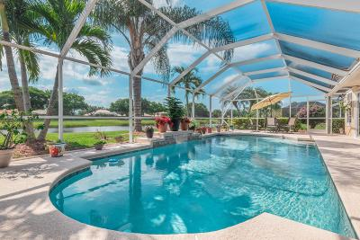Saint Lucie West Single Family Home For Sale: 1284 SW Moonlite Cove