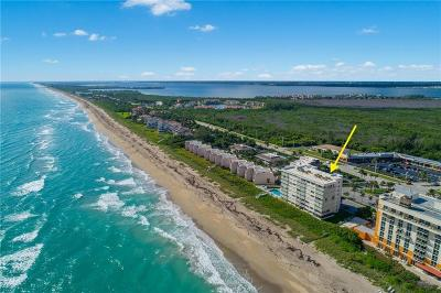 Martin County Condo For Sale: 10980 S Ocean S Drive #811