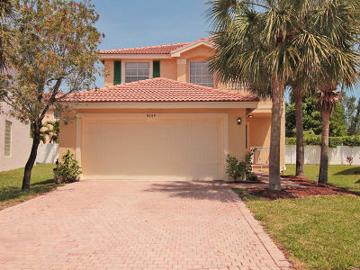 Greenacres Single Family Home For Sale: 5005 Northern Lights Drive