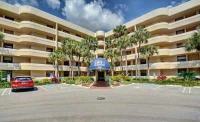 Delray Beach Condo For Sale: 1850 Homewood Boulevard #216