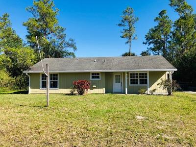 Loxahatchee Single Family Home For Sale: 18101 90th Street