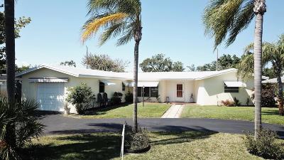 Boynton Beach Single Family Home For Sale: 719 SW 25th Avenue