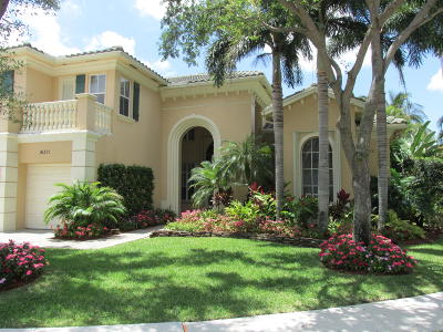 Delray Beach Single Family Home For Sale: 16371 Via Fontana
