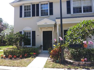 Delray Beach Townhouse For Sale: 948 Kokomo Key Lane