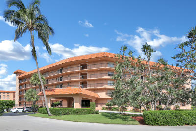 Boca Raton, Highland Beach, Delray Beach Condo For Sale: 2871 Ocean Boulevard #M140