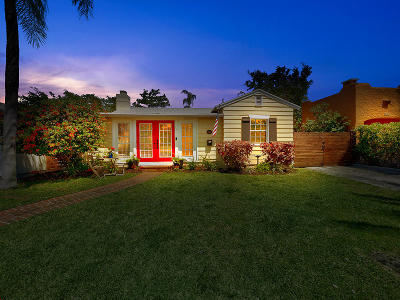 Lake Worth Single Family Home For Sale: 312 Cornell Drive