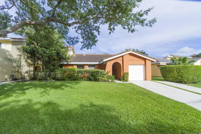 Boca Raton Single Family Home For Sale: 20934 Estada Lane