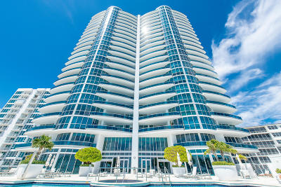 Broward County Condo For Sale: 1600 S Ocean Boulevard #1102