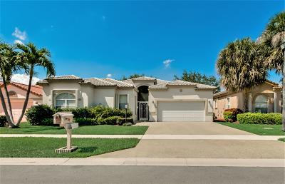 Lake Worth, Lakeworth Single Family Home For Sale: 8371 Winter Springs Lane