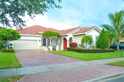 Jupiter Single Family Home For Sale: 116 Via Rosina