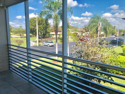 Lake Worth Condo For Sale: 2856 Garden Drive S #201