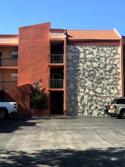 Margate Condo For Sale: 3190 Holiday Springs Boulevard #4-107