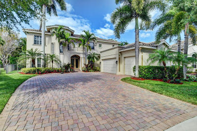 Delray Beach Single Family Home For Sale: 16415 Via Venetia W