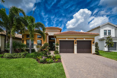 Delray Beach Single Family Home For Sale: 16944 Pavilion Way