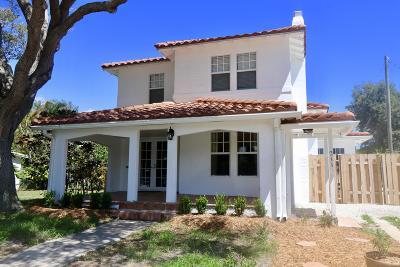 Lake Park Single Family Home For Sale: 211 Park Avenue