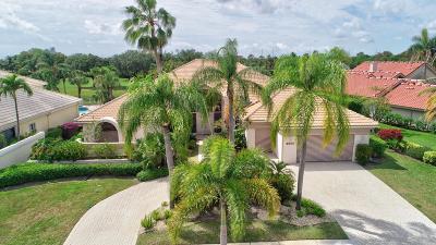 Boca Raton Single Family Home For Sale: 4824 Bocaire Boulevard