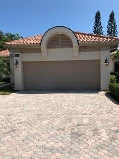 Boca Raton Single Family Home For Sale: 5350 NW 23rd Way