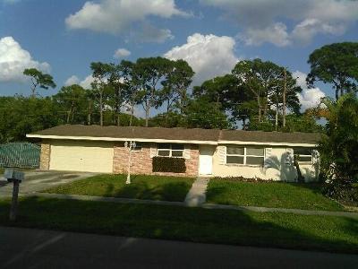 west palm Single Family Home For Sale: 2158 E Palma Circle W