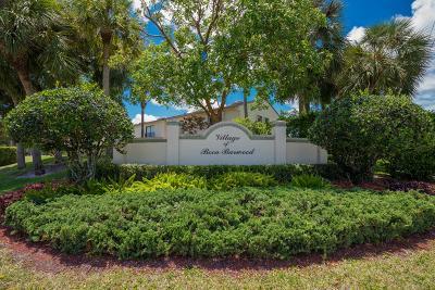 Boca Raton Townhouse For Sale: 23358 SW 55th Avenue #A